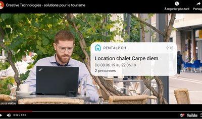Creative Technologies en video !