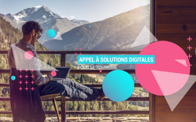 Lauréat des solutions Digitourism